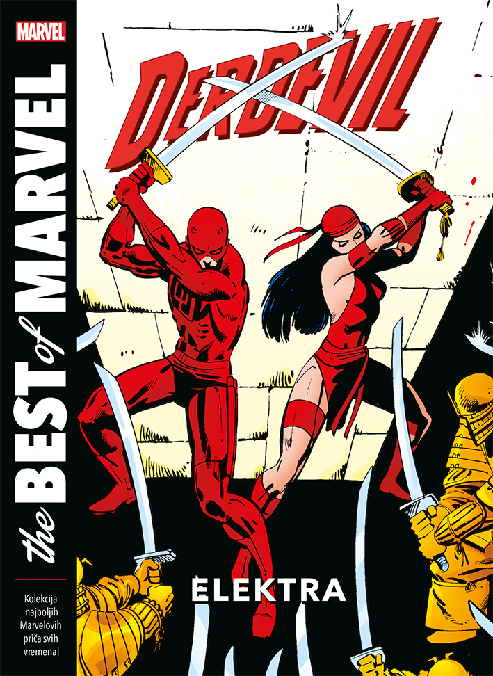 THE BEST OF MARVEL 19 i 20