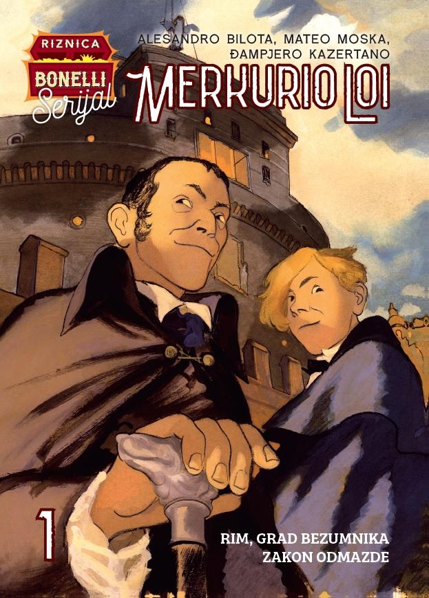 Riznica Bonelli: serijal  – Merkurio Loi 1